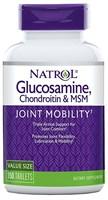 Natrol - Glucosamine Chondroitin & MSM (150таб)