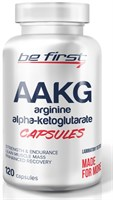 Be First - AAKG capsules (120капс)