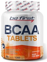 Be First - BCAA Tablets (350таб)