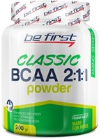 Be First - Classic BCAA 2:1:1 (200гр)