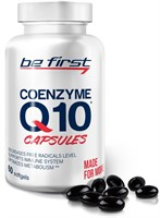 Be First - Coenzyme Q10 60mg (60гел.капс)