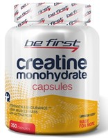 Be First - Creatine Monohydrate Capsules (350капс)
