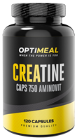 OptiMeal Creatine Caps 750mg (120капс)