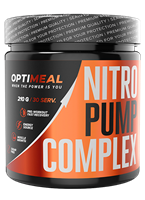 OptiMeal Nitro Pump Complex (210гр)
