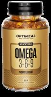 OptiMeal Omega 3-6-9 (90капс)