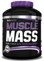 BioTech USA - Muscle Mass (2270гр)