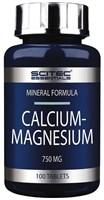 Scitec Nutrition Calcium Magnesium (100таб)
