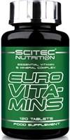 Scitec Nutrition Euro Vita-Mins (120таб)