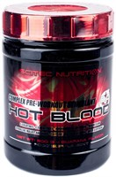 Scitec Nutrition Hot Blood 3.0 (300гр)