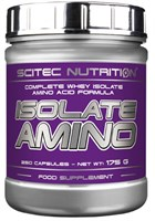 Scitec Nutrition Isolate Amino (250капс)