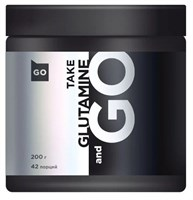 Take and Go Glutamine (200гр)