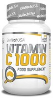 BioTech USA Vitamin C 1000 (30таб)