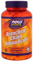 NOW - Branch-Chain Amino (240капс)
