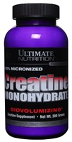 Ultimate Nutrition Creatine Monohydrate (300гр)