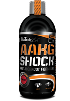 BioTech USA - AAKG Shock Extreme (1000мл)