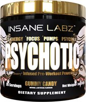 Insane Labz Psychotic Gold (200гр)