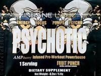 Insane Labz Psychotic Gold (1 порция) пробник