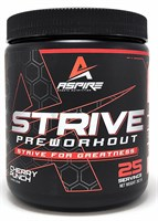 Aspire Sports Nutrition Strive (380гр)