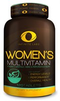 Infinite Labs Womens Multivitamin (120таб)