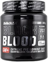 BioTech USA Black Blood CAF+ (300гр)