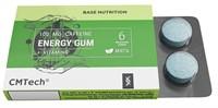 CMTech Energy Gum caffein 100mg (6шт)