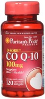 Puritan's Pride CO Q-10 100mg (60капс)