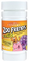 21st Century ZOO Friends with Extra C (60жев.таб)