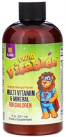 Vitables Liquid Vitables Multi Vitamin & Mineral for Children (237мл)