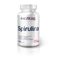 Be First - Spirulina (120таб)