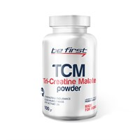 Be First - TCM (Tri-Creatine Malate) Powder (100гр)