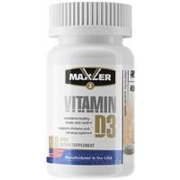 Maxler Vitamin D3 1200 IU (180таб)