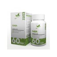 Natural Supp GABA 500mg (60капс)