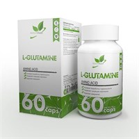 Natural Supp L-Glutamine 700mg (60капс)