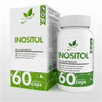 Natural Supp Inositol (60капс)