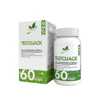 Natural Supp TestoJack (60капс)