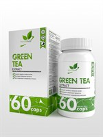 Natural Supp Green Tea 400mg (60капс)