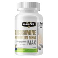 Maxler Glucosamine Chondroitin MSM MAX (90таб)