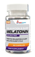 WESTPHARM Melatonin 10mg (60капс)