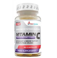 WESTPHARM Vitamin C 500mg (60капс)