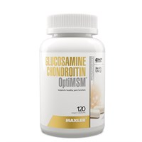 Maxler Glucosamine-Chondoitin-Opti MSM (120вег.капс)