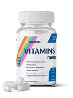 CyberMass - Vitamins mens (90капс)