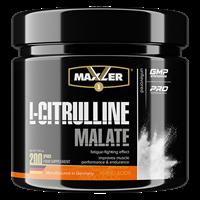 Maxler L-Citrulline Malate (200гр)