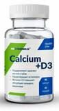 Cybermass Calcium+D3 (90капс)