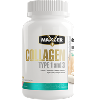 Maxler Collagen Type 1 & 3 (90таб)