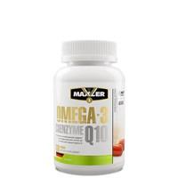 Maxler Omega-3 Coenzyme Q10 (60капс)