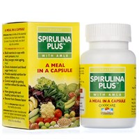 Goodcare Spirulina plus with amla (60капс)