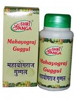 Shri Ganga Mahayograj Guggul (100гр)