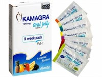Kamagra Oral Jelly (7пак)