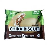 ChikaLab - Бисквитное протеиновое печенье с начинкой (50гр)