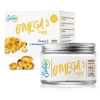 Solvie - Omega 3 с витамином Е (180капс)